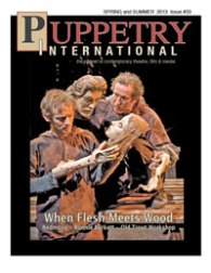 Puppetry International Cover
